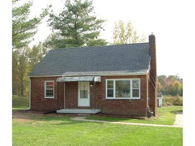 Ravenna Single Family Home For Sale: 4486 Hayes Rd