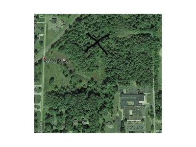 Residential Lots & Land For Sale: North Johnson Rd