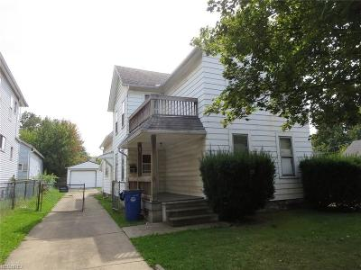 Cleveland Multi Family Home For Sale: 6214 Gertrude Ave
