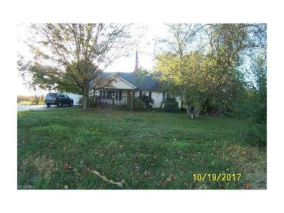 Single Family Home For Sale: 1151 Twelfth St Rd