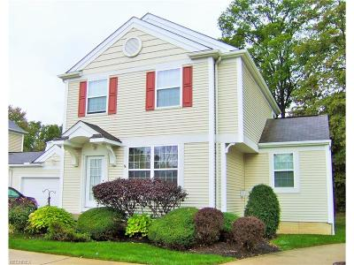 Olmsted Falls Single Family Home For Sale: 26740 Village Ln