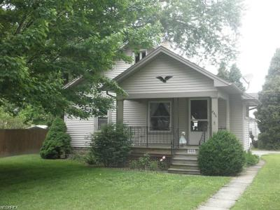 Single Family Home For Sale: 446 West Maryland Ave