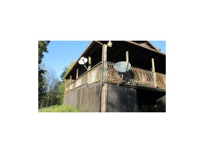 Guernsey County Single Family Home For Sale: 18302 Sugartree Rd