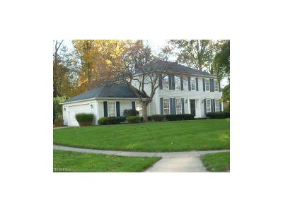 Strongsville Single Family Home For Sale: 20725 Parkwood Ln