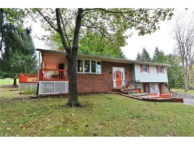 Single Family Home For Sale: 1460 Musselman