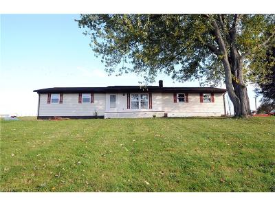Single Family Home For Sale: 610 Morgan Rd