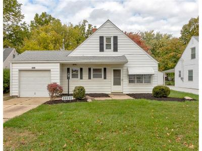 Willowick Single Family Home For Sale: 29267 Edgewood Dr