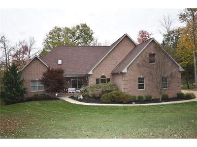 Muskingum County Single Family Home For Sale: 1737 Forest Hills Cir
