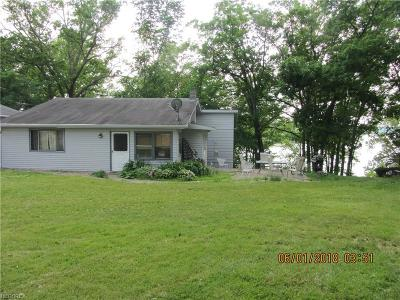 Lake Milton Single Family Home For Sale: 2734 River Rd Southeast