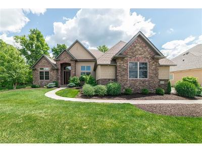 Strongsville Single Family Home For Sale: 14281 Bentley Ln