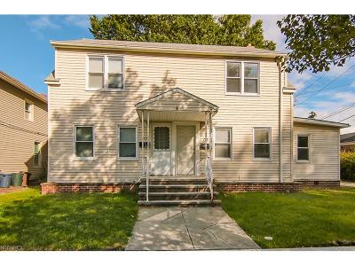 Berea Multi Family Home For Sale: 77 East Bridge St