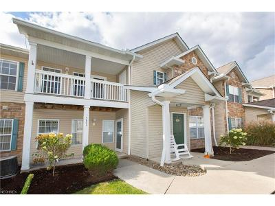Strongsville Condo/Townhouse For Sale: 14805 Lenox Dr #205