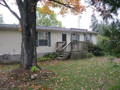 Muskingum County Single Family Home For Sale: 3675 Charles St South