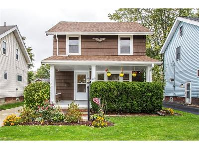 Single Family Home Sold: 3633 West 134th St
