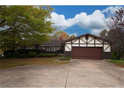 Single Family Home For Sale: 10119 Hoose Rd
