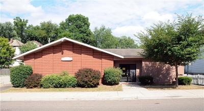 Guernsey County Commercial For Sale: 420 North 8th St