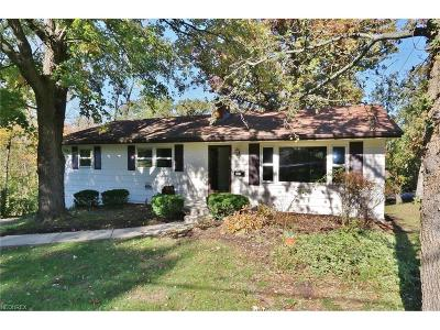 Single Family Home For Sale: 855 Richey Rd