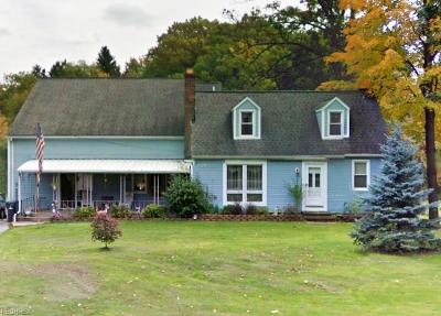 Willoughby Hills Single Family Home For Sale: 2523 River Rd