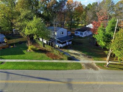 Lake Milton Single Family Home For Sale: 1776 Grandview Rd
