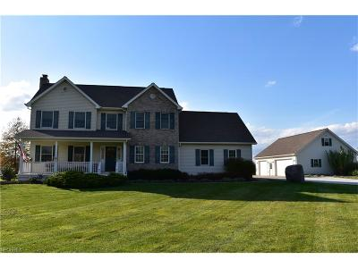 Geauga County Single Family Home For Sale: 9830 Kile Rd