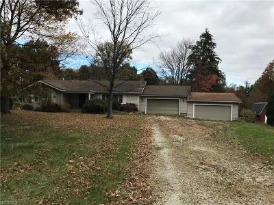 Wadsworth Single Family Home For Sale: 2677 Star Ln