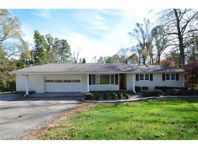 Single Family Home For Sale: 5780 Poplar Dr