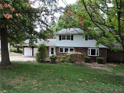 Zanesville Single Family Home For Sale: 3085 Winding Way