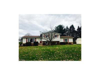 Single Family Home For Sale: 11541 Peach Glen Ave Northwest