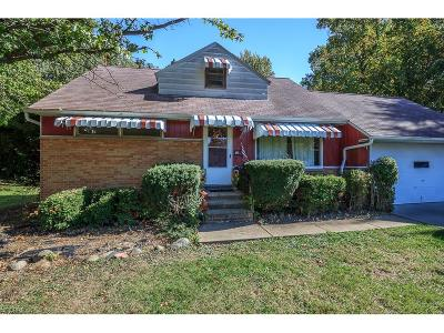 Richmond Heights Single Family Home For Sale: 1751 Skyline Dr