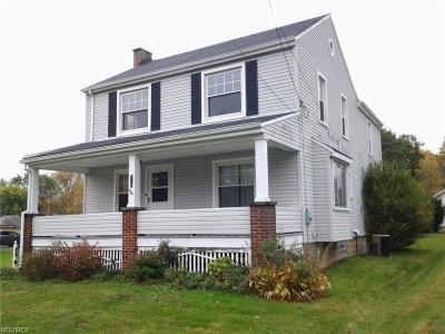Poland Single Family Home For Sale: 259 North Main St