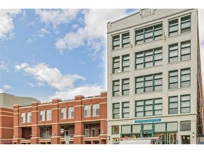 Cleveland Condo/Townhouse For Sale: 1951 West 26th St #304