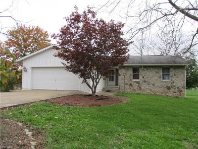 Zanesville OH Single Family Home For Sale: $164,900