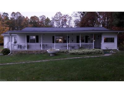 Licking County Single Family Home For Sale: 7190 Via Ken Rd