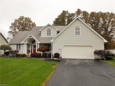 Austintown Single Family Home For Sale: 5607 Cider Mill Xing