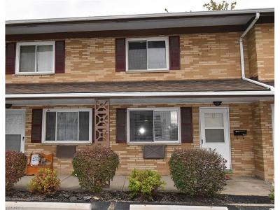 Wickliffe Condo/Townhouse For Sale: 1527 Lee Terrace Dr