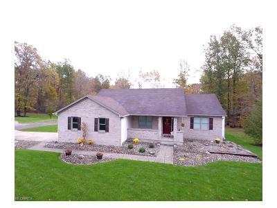Girard Single Family Home For Sale: 2121 Oakwood St