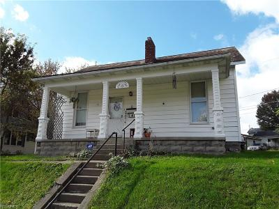 Zanesville Single Family Home For Sale: 141 Mead St