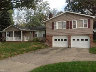Single Family Home For Sale: 14365 Gaskill Dr Northeast