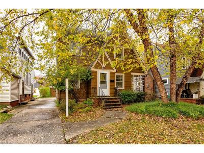 South Euclid Single Family Home For Sale: 1184 Winston Rd