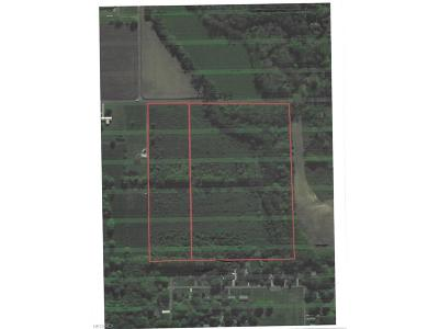 Alliance OH Residential Lots & Land For Sale: $236,000