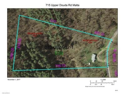 Morgan County Residential Lots & Land For Sale: 715 Upper Douda Rd
