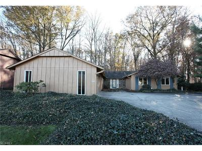 Strongsville Single Family Home For Sale: 22681 Creek Bend Ct