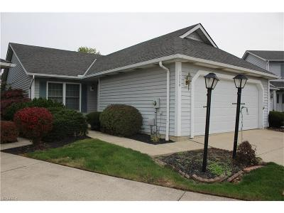 Strongsville Condo/Townhouse For Sale: 14226 Bent Tree Ct