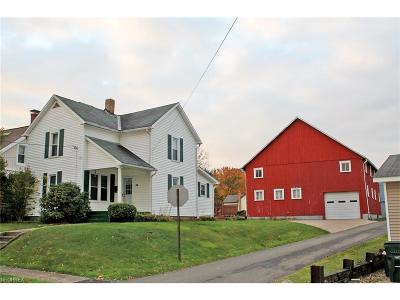 Single Family Home For Sale: 301 Union Ave