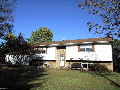 Belpre Single Family Home For Sale: 3007 Barth Rd