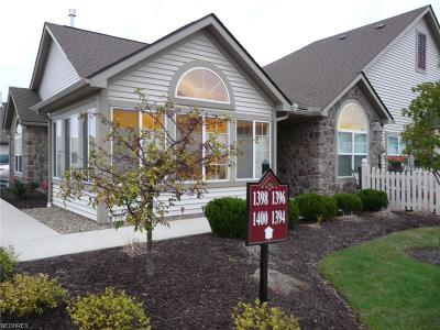 Brunswick Condo/Townhouse For Sale: 1394 Newman Dr