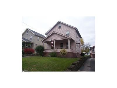 Girard Single Family Home For Sale: 117 Townsend Ave