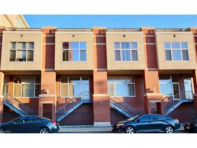 Single Family Home For Sale: 1951 West 26th St #Townhome