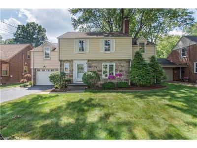 Boardman Single Family Home For Sale: 6804 Glenwood Ave