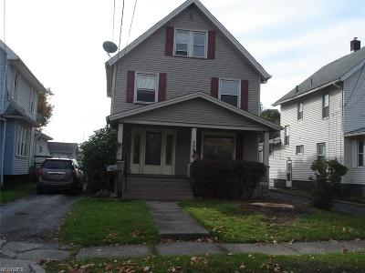 Struthers Single Family Home For Sale: 294 Sexton St